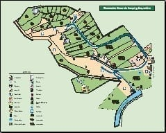 Plattegrond Camping Acqua Dolce